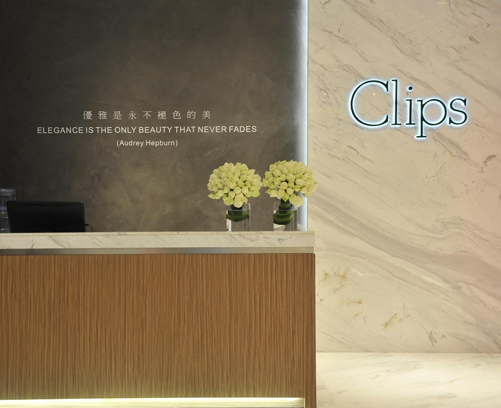 CLIPS OPENS ITS FIRST FLAG SHIP STORE IN CHINA